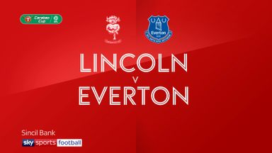 Lincoln 2-4 Everton
