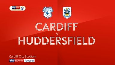Cardiff 2-1 Huddersfield