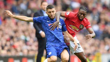Hodgson: Wan Bissaka has been excellent