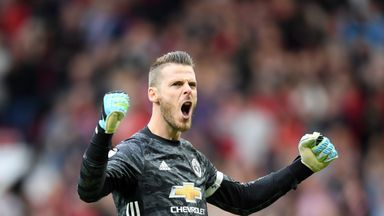 'De Gea deal a real boost for Man Utd'