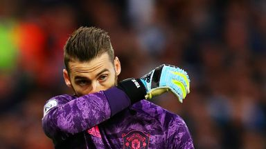 Solskjaer: I want De Gea to stay