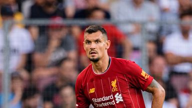Lovren: Liverpool CL win kept me at club