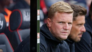 Howe keen to add steel to Bournemouth DNA
