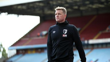 Howe: I'd keep players on the pitch