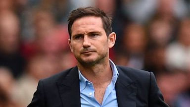 Lampard: We didn't take our chances