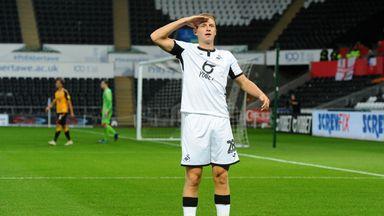 Swansea break through