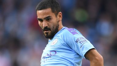 Gundogan: Uncomfortable situation for us