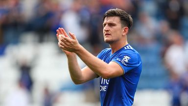 Rodgers: Maguire a fantastic professional