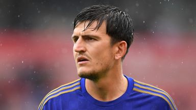 'Difference is £5m in Maguire deal'