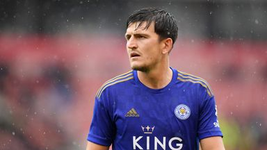 '£80m for Maguire is ridiculous'