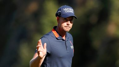 Stenson: Experience helps!