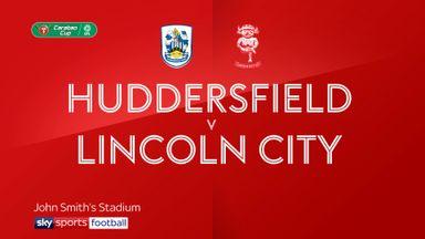 Huddersfield 0-1 Lincoln