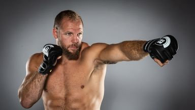 James Haskell signs for Bellator MMA!