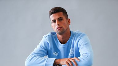 Cancelo: I came to City for trophies