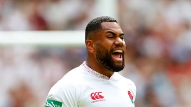 Cokanasiga: Can't dwell on Wales defeat