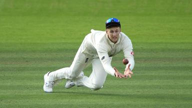 Labuschagne out to tight Root catch