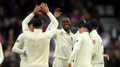 The Ashes - 3rd Test: Day 1 highlights