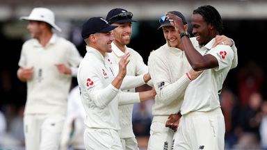 Can England build on Lord's draw?