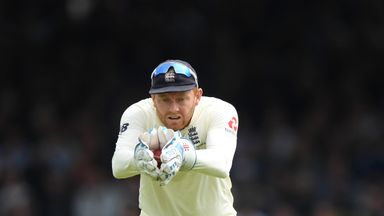 Bairstow happy in dual England role