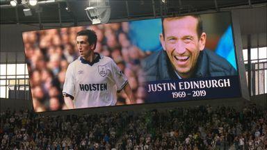 Edinburgh tribute at Spurs