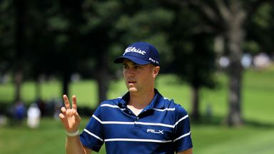 Thomas starts strongly at Medinah