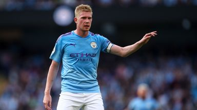 De Bruyne 'confused' by handball laws