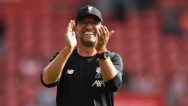 Klopp hails Liverpool win