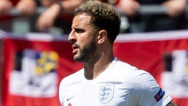 Pep: England comeback Walker's challenge
