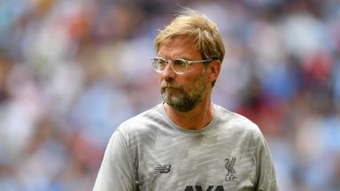 Klopp: We must maintain our standards
