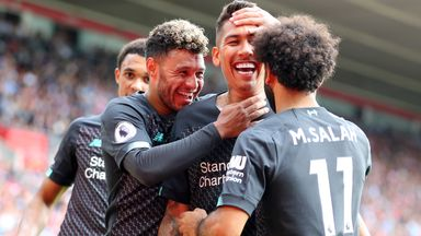 'Firmino creates space for The Ox'