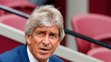 Pellegrini tried to keep Adrian