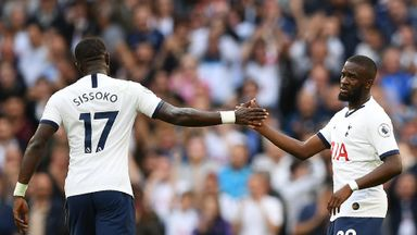 Sissoko: I'm Ndombele's big brother
