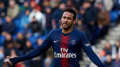 Too late for Barca to sign Neymar?