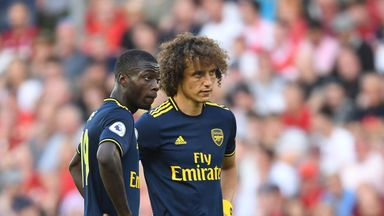 Mertesacker: Luiz will learn from mistakes