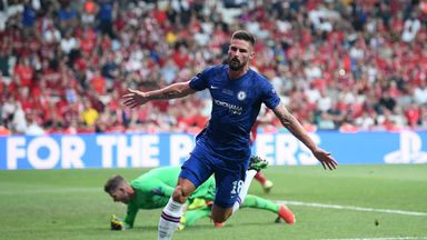 Could Giroud be the answer for Spurs?