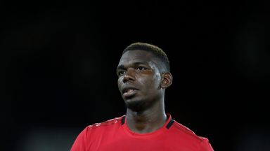 Solskjaer: Abuse makes Pogba stronger