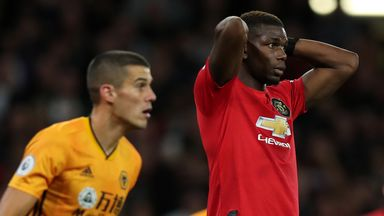 Wolves 1-1 Manchester Utd