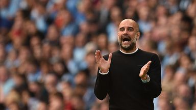 Guardiola excited by title challenge