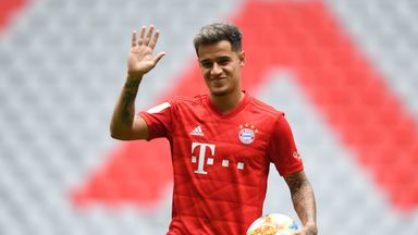 'Coutinho will add goals for Bayern'