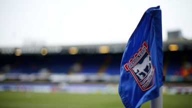 Ipswich 'really excited' for Man City trip