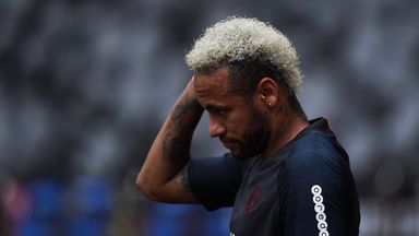 'Neymar not a PSG player in fans' eyes'