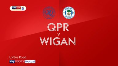 QPR 3-1 Wigan