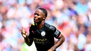 Deeney: Sterling is a role model