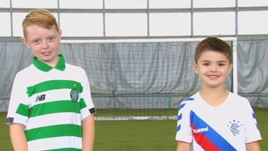 Young take on Old Firm