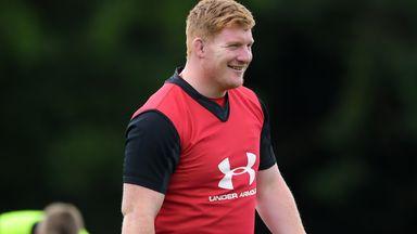 Carre: I lost 10kgs in Wales' pre-season