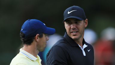 Koepka: Losing No 1 berth no surprise
