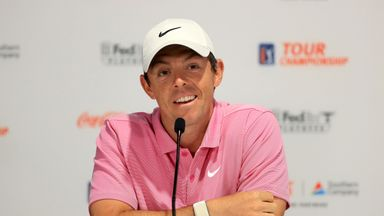 McIlroy motivated at East Lake