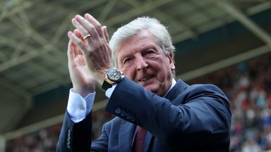 Hodgson: Palace will get stronger
