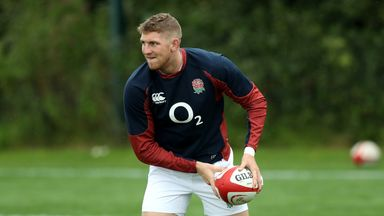 McConnochie injury worry for England