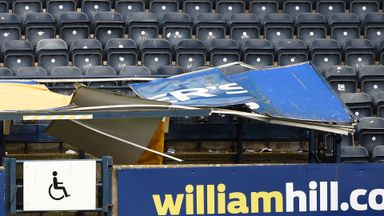 'Scenes at Rugby Park were carnage'